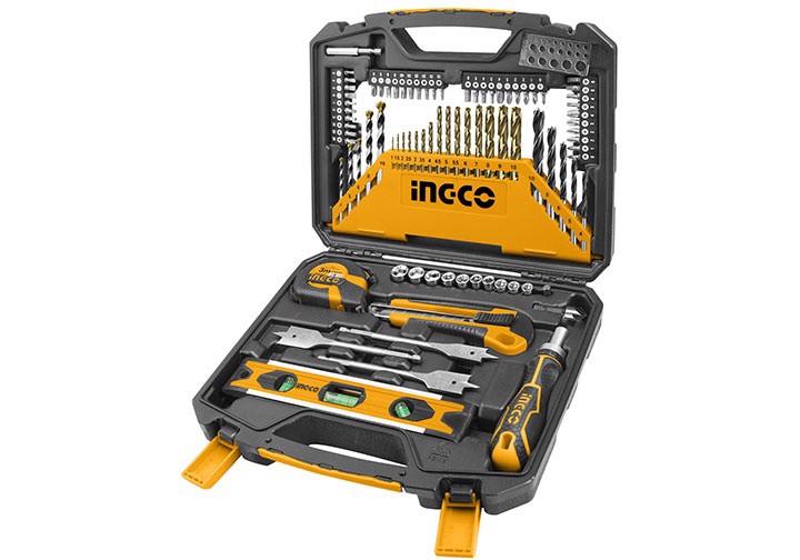Bộ 86 món đồ nghề cầm tay đa năng INGCO HKTAC010861