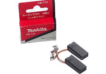Chổi than Makita (CB-173) 195489-6 dùng cho HM1812, VC1310LX1, VC2510LX1, VC3210LX1