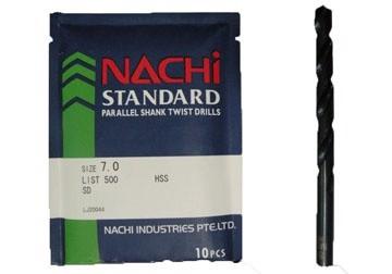 19mm Mũi khoan sắt Nachi