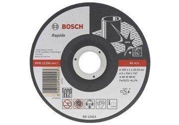 105 x 1 x 16mm Đá cắt Inox Bosch 2608607414