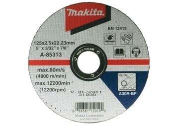150 x 2.5 x 22.2mm Đá cắt sắt Makita D-29402