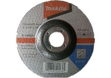 180 x 6 x 22.2mm Đá mài sắt Makita D-18471