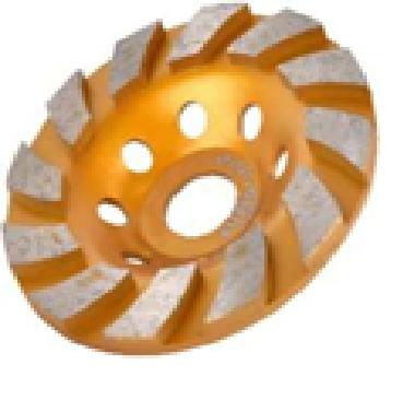 1T25 mm Chén mài Khô SUMO Vàng 1T25 ( Dày )