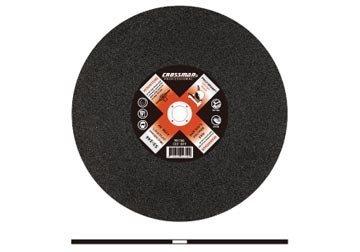 355 x 3.2 x 25mm Đá cắt Crossman 53-324