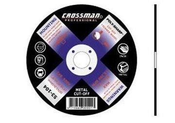 4″ Đá cắt Crossman 53-104