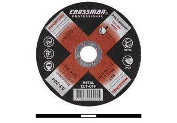 4″ Đá cắt Crossman 53-304