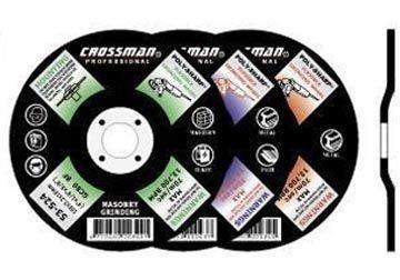4″ Đá mài Crossman 53-314