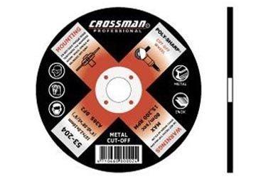 6″ Đá cắt Crossman 53-206