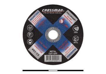 9″ Đá cắt Crossman 53-109