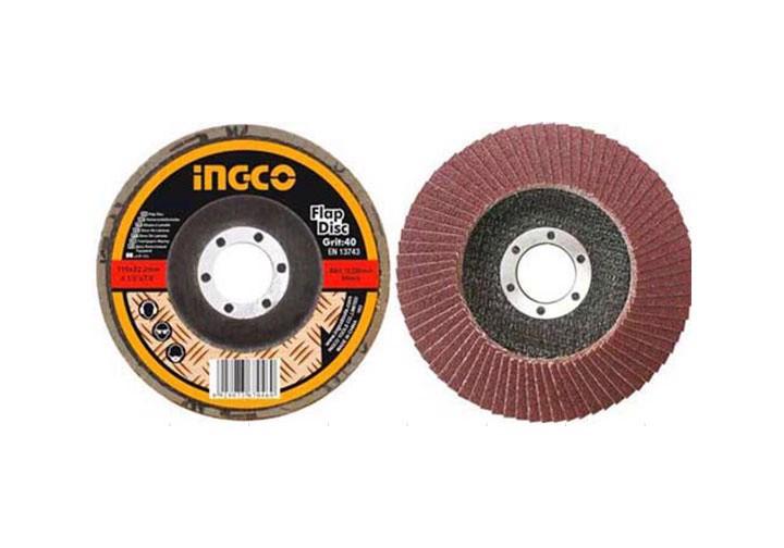 100x16mm (P40) Nhám xếp INGCO FD1001