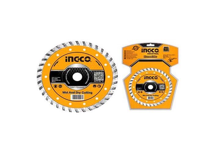 """105(4"""")x20mm Đĩa cắt gạch siêu mỏng INGCO DMD031051HT"""