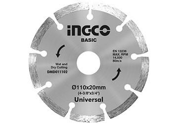 110mm Đĩa cắt kim cương INGCO DMD011102