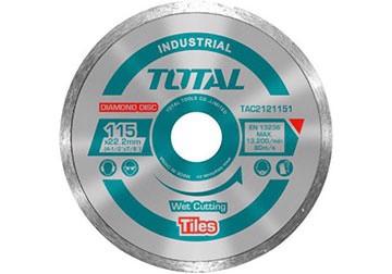 115x22mm Đĩa cắt gạch ướt Total TAC2121153