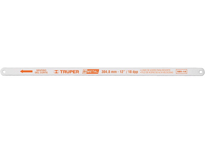 "12"" (305mm) Lưỡi cưa sắt 18 răng Truper 18100 (SBI-18)"