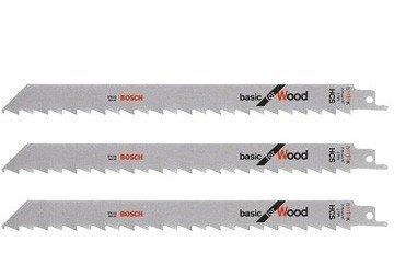 Bộ lưỡi cưa gỗ 5 cây Bosch S1111K
