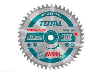 254mm Lưỡi cưa hợp kim TCT 40 răng Total TAC231725