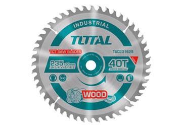 254mm Lưỡi cưa nhôm hợp kim 100 răng Total TAC2337210