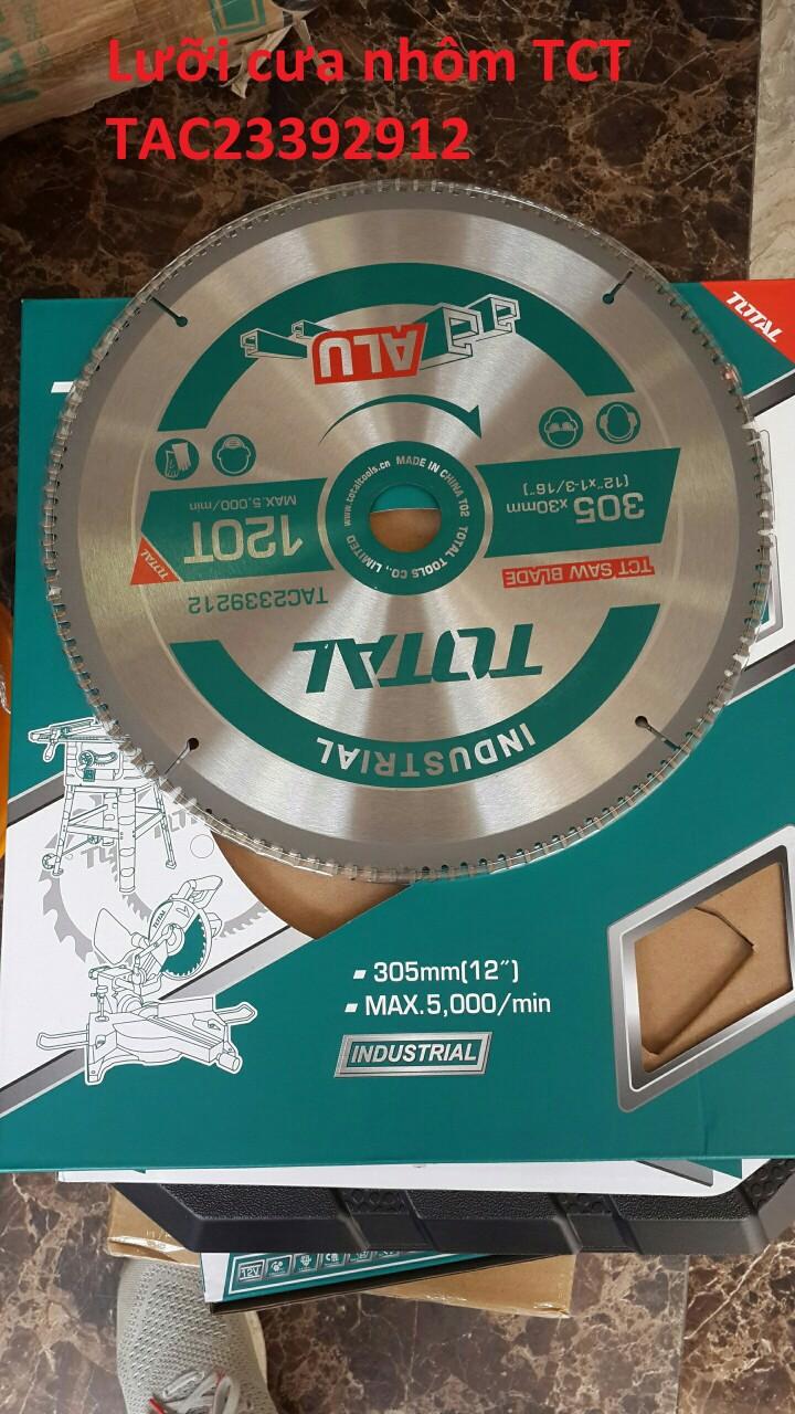 305mm Lưỡi cưa nhôm TCT 120 răng Total TAC2339212