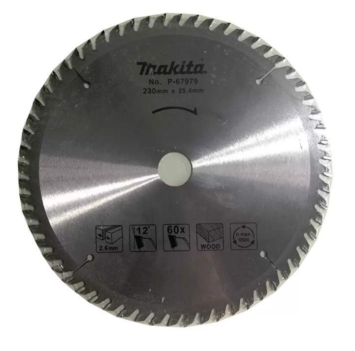 305x120Tx25.4 Lưỡi cưa gỗ hợp kim 120 răng Makita A-82339