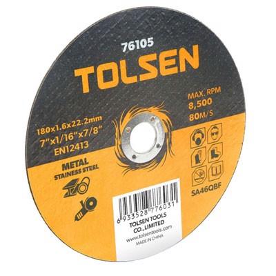 Đĩa cắt cắt & Inox Tolsen 76101