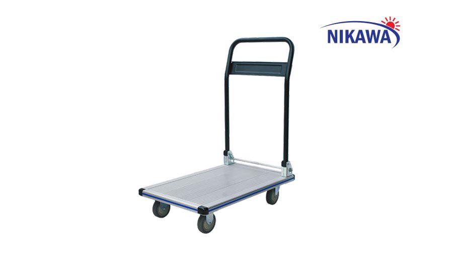 Xe đẩy hàng nhôm Nikawa FWS-250