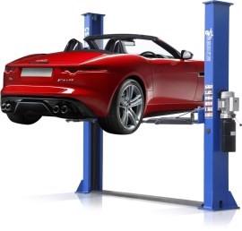 Cầu nâng ôtô 2 trụ-Thủy lực ( giàng dưới)