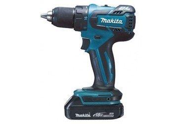 18V Máy khoan vặn vít dùng pin Makita DDF459SHE