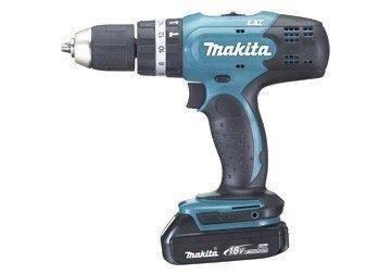 18V Máy khoan/vặn vít dùng pin Makita BHP453SHE