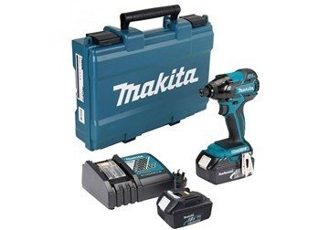 18V Máy vặn vít dùng pin Makita DTD129SHE