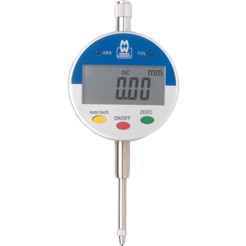 0-25mm Đồng hồ so điện tử Moore Wright MW405-06DB