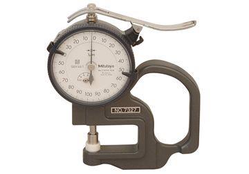 010mm Đồng hồ đo độ dày Mitutoyo 7327