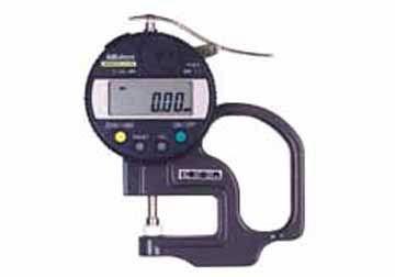 10mm Đồng hồ đo độ dày điện tử Mitutoyo 547300
