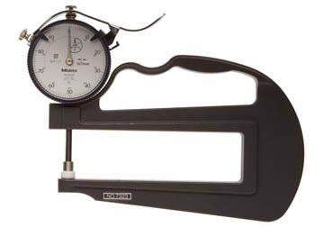 20mm Thước đo độ dày đồng hồ Mitutoyo 7323