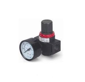 Đồng hồ điều khí cho máy bơm mỡ KOCU dùng khí nén