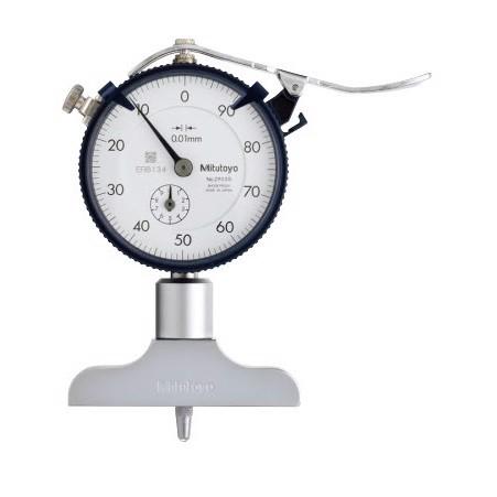 Đồng hồ đo sâu cơ 0-10mm/0.01mm Mitutoyo 7210
