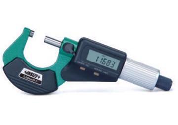 25-50mm Panme đo ngoài điện tử Insize 3109-50