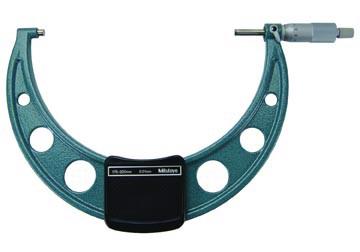 175200mm Panme đo ngoài Mitutoyo 10314410