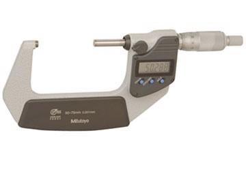 75100mm Panme đo ngoài điện tử Mitutoyo 29324330