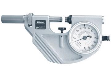 75100mm Panme cơ đo ngoài Mitutoyo 523124