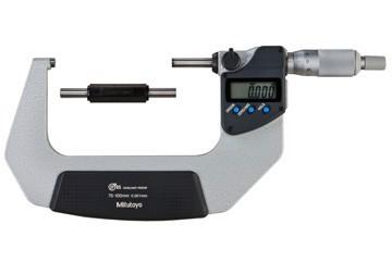 75100mm Panme đo ngoài điện tử ngoài Mitutoyo 29323330