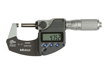 75100mm Panme đo ngoài điện tử Mitutoyo 293243