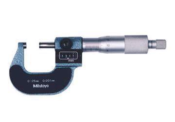 025mm Panme đo ngoài dạng số Mitutoyo 193111