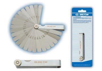 0.04-1.00mm bộ dưỡng đo độ dày 25 lá Kingtony 77335-25
