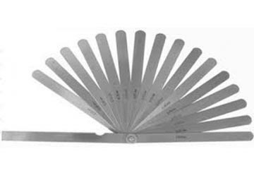 00305mm Dưỡng đo độ dày 13 lá Mitutoyo 184302S