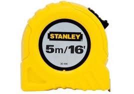 5m Thước cuộn lá thép Stanley 30-496