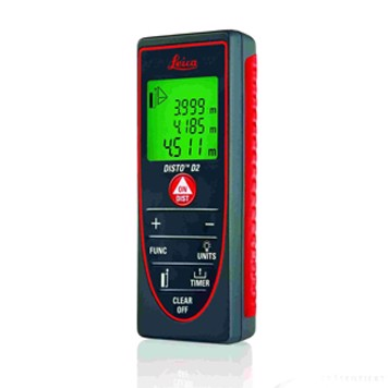 Thước đo laser Leica Disto D2 (Đỏ đen)