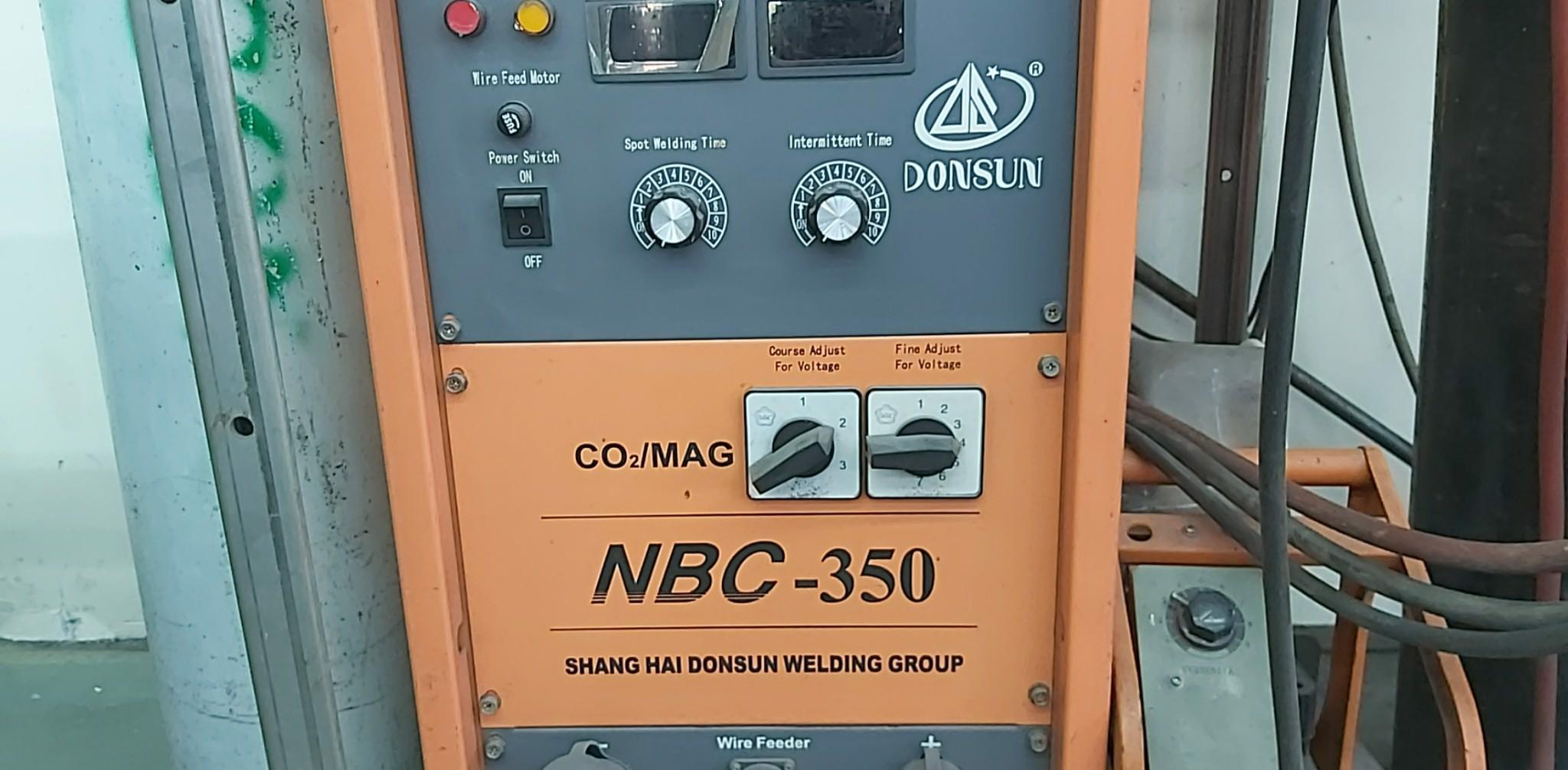 MÁY HÀN MIG DOSUN NBC 350 (380V)