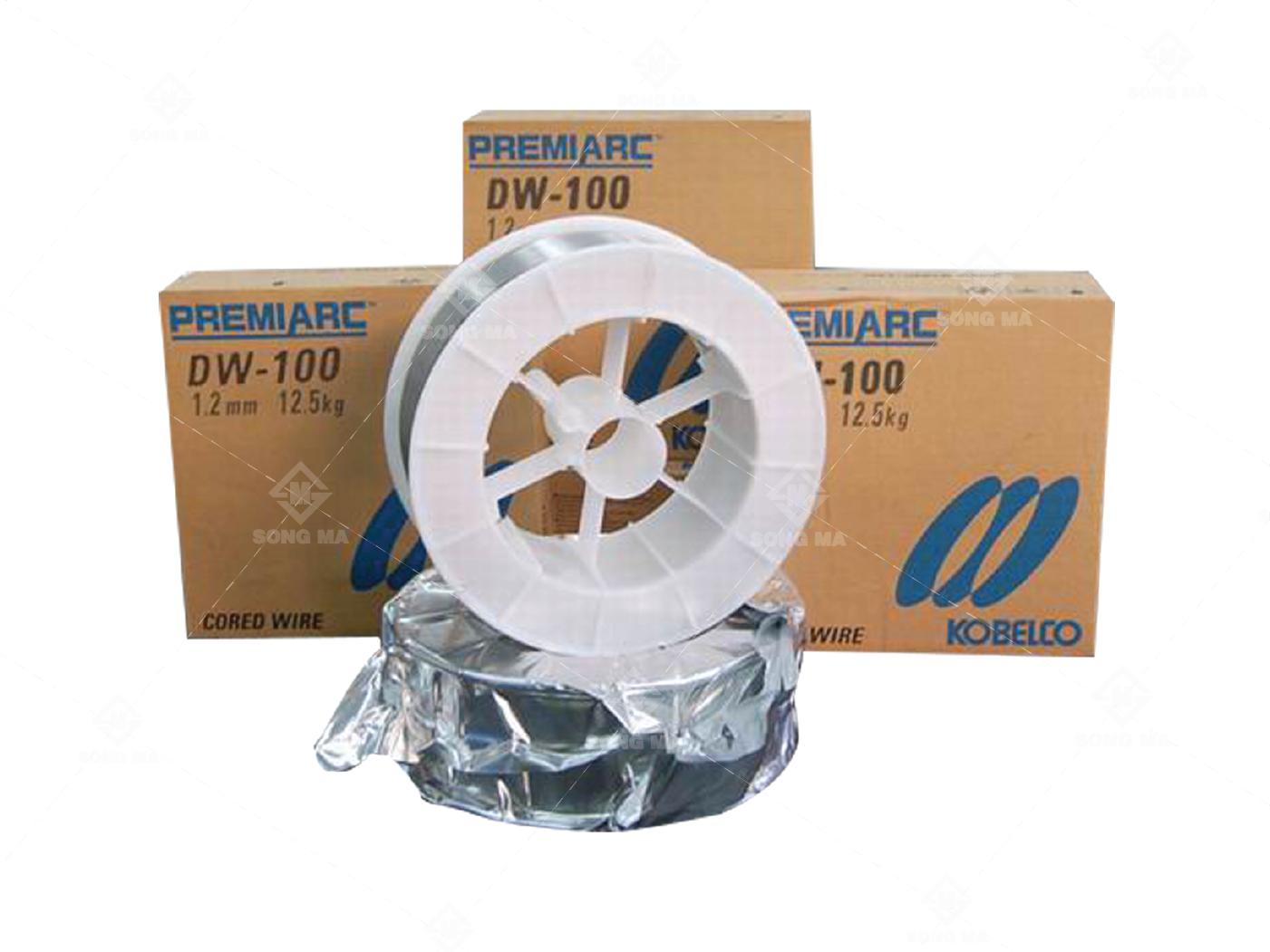 Dây hàn KOBE DW-100 1.2mm
