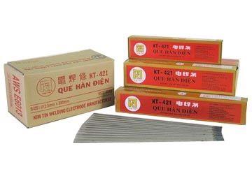 Que hàn Kim Tín KT-421 đường kính 2.5mm