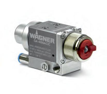 SÚNG PHUN SƠN TỰ ĐỘNG WAGNER GA4000